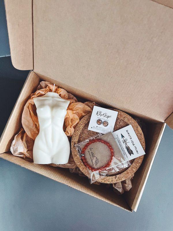 Подаръчна кутия за зодия ТЕЛЕЦ